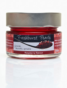 Freshburst Pearls Raspberry flavor