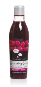 Garnishing Raspberry flavor 250 ml